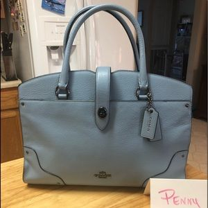 FLASH SALE Coach Mercer 30